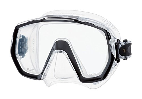 TUSA M-1003 Freedom Elite Scuba Diving Mask
