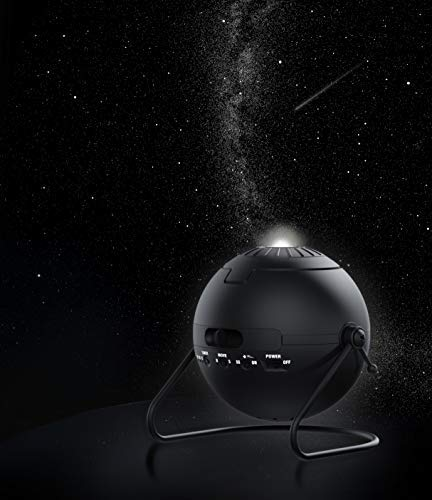 Sega-Toys-Homestar-Flux-Satin-Black-Home-Planetarium-Star-Projector