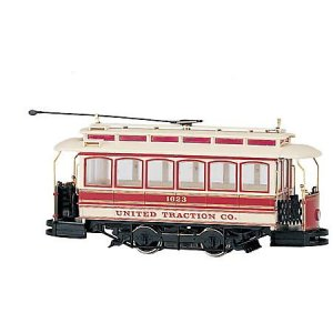 Closed Street Car United Traction – On30 Scale 413 2BzKE5wKL