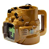 Fallout Pip Boy Ceramic Mug | 48 Ounce | Fallout Collectors Edition