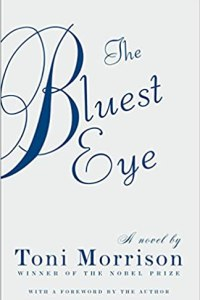 The Bluest Eye by Toni Morrison Book Cover