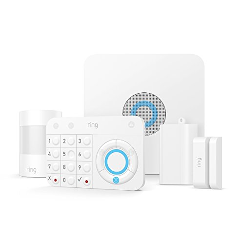 Ring Alarm 5 Piece Kit – Home Security System with optional 24/7 Professional Monitoring – No long-term contracts – Works with Alexa