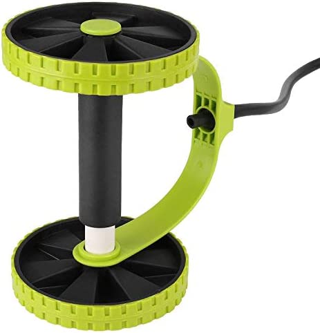 Darhoo New Sport Core Double AB Roller Wheel Fitness Abdominal Exercises Equipment Waist Slimming Trainer at Home Gym 5