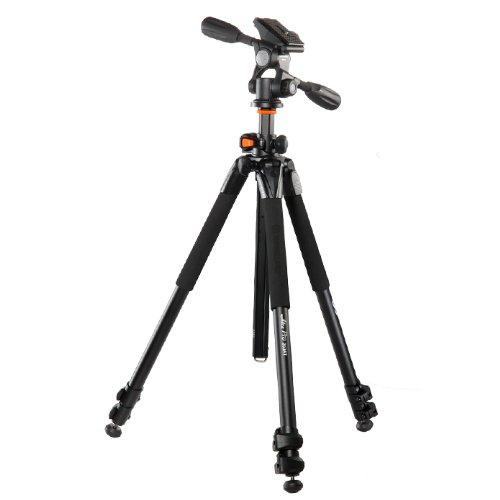 Vanguard Alta Pro 263AP Aluminum Tripod with PH-32 Panhead for Sony, Nikon, Canon DSLR Cameras