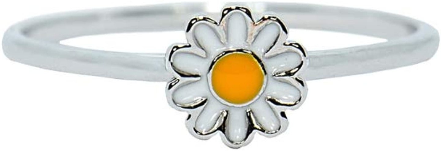 daily ring silver cheap sale affordable