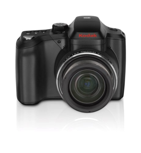 Kodak Easyshare Z1015IS 10 MP Digital Camera with 15xOptical Image Stabilized Zoom