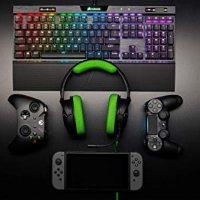 Corsair Ca-9011197-Eu Hs35 Stereo Oyuncu Kulaklığı Yesil (Pc Ps4 Xbox One Nintendo Switch Uyumlu) 21