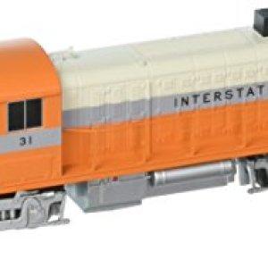 Bachmann Industries Interstate Alco RS-3 Diesel Locomotive 4138pHiCh2L