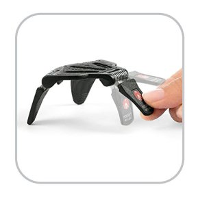 Manfrotto-MP3-BK-Large-Pocket-Support-Black-PIXI-Mini-Tripod-Black-MTPIXI-B