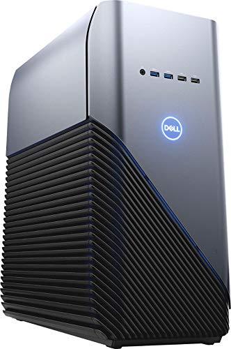 Dell Inspiron Gaming Desktop AMD Ryzen 7 2700 Processor, 16Gb DRAM, 1TB HDD, AMD Radeon RX 580 W/4GB GDDR5 Graphics Card, Model Number: i5676-A696Blu