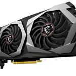 MSI Gaming GeForce GTX 1650 Super 128-Bit HDMI/DP 4GB GDRR6 HDCP Support DirectX 12 Dual Fan VR Ready OC Graphics Card…
