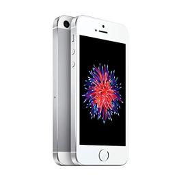 Tracfone Apple iPhone SE 4G LTE Prepaid Smartphone (32GB – Silver)