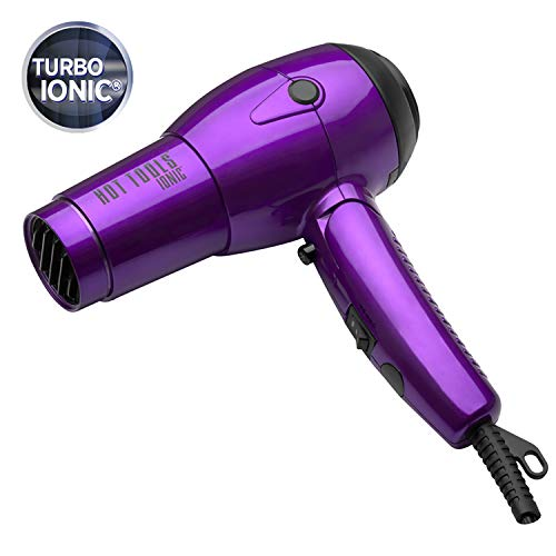 Hot Tools Ionic Travel Dryer with Folding Handle and Dual Voltage 1875 Watts Model No. HT1044