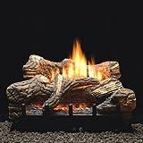 Flinthill 24' Natural Gas Manual Fireplace Log Insert
