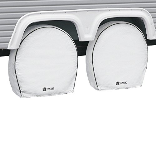 Classic Accessories OverDrive Deluxe RV Wheel Cover, Wheels 24