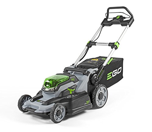 """EGO Power+ LM2001-X 56V 7.5Ah Lithium-Ion Cordless Lawn Mower with Battery & Charger Kit, 20"""""""