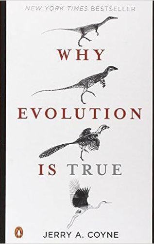 كتاب لماذا التطور حقيقة؟ Why Evolution Is True?