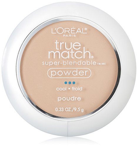 L'Oreal True Match Powder, Alabaster [C1], 0.33 oz