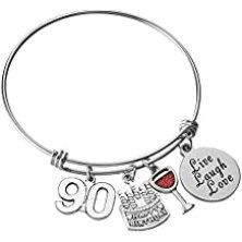 Miss Pink Happy Birthday Gifts for Women and Girls