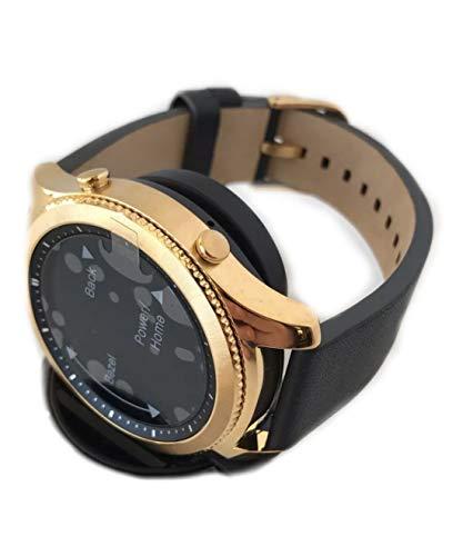 61mJPiYUdGL 24K Gold Plated - Custom Samsung Gear S3 Classic Bluetooth Model - Custom 5 Year Warranty on the Gold
