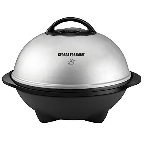 George-Foreman-15-Serving-IndoorOutdoor-Electric-Grill-Silver-GGR50B