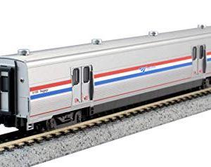 N Amfleet Viewliner II Baggage Car #61058 413lxoCvNBL