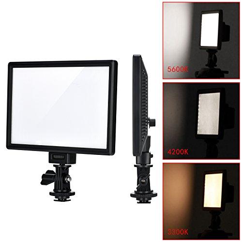 VILTROX LED camera light Video Lighting panel for youtube videos