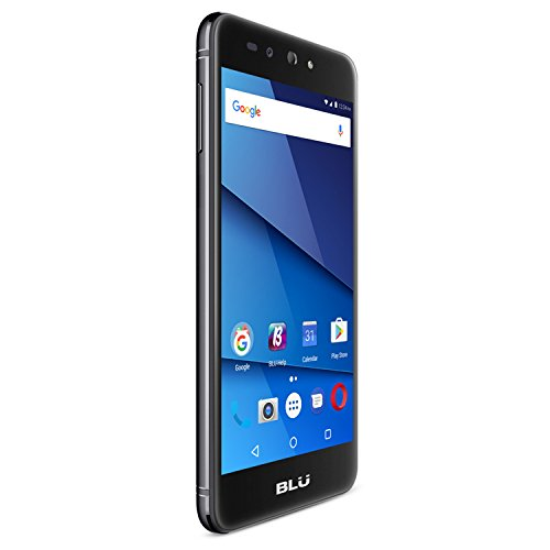"BLU Advance A5 LTE 5"" Factory Unlocked Phone - 8 GB - Black (U.S Warranty)"
