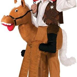 Forum Novelties Ride-A-Horse Child Costume