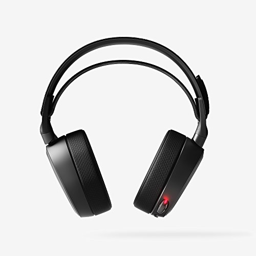 Steelseries Arctis Pro Wireless Gaming Headset Lossless High Fidelity Wireless Bluetooth For Ps4 And Pc Game Equipments Online