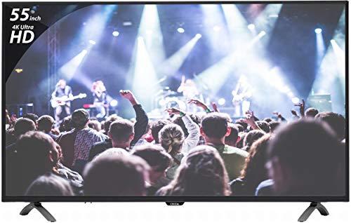 Onida 138 cm (55 Inches) 4K UHD LED Smart TV 55UIR (Black) 1