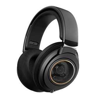 New-Philips-SHP9600-Wired-Over-Ear-Headphones-Comfort-Fit-Open-Back-50-mm-Neodymium-Drivers-SHP960000-Black