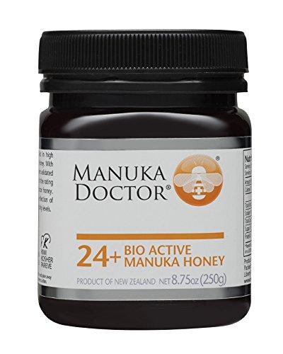 Manuka Doctor Bio Active Honey, 24 Plus, 8.75 Ounce