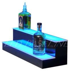 LED Baseline 2 Step Bar Shelf Bottle Glorifier 24″ Ships Next Business Day IF Ordered Before 10AM