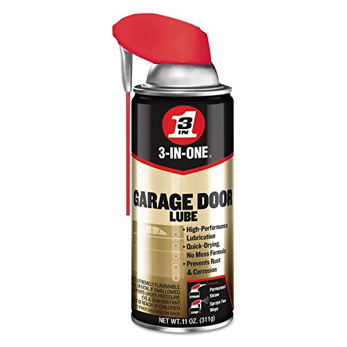 8 Best Garage Door Lubricants Of 2019 Reviews Amp Buyer S