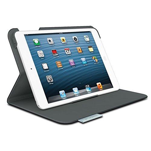 Logitech Folio Protective Case for iPad mini and iPad mini with Retina Display, Carbon Black
