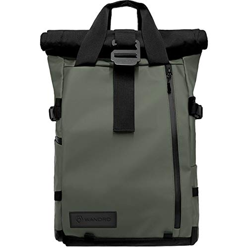 PRVKE-Travel-and-DSLR-Camera-Backpack-with-LaptopTablet-Sleeve-Rugged-Photography-Bag-31-L-Wasatch-Green