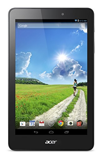 Acer Iconia One 8 Tablet, 8-inch HD, Intel Atom Z3735G, 1GB DDR3L, 16GB Storage, Android KitKat, B1-810-11QT