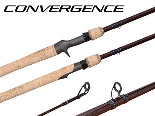 SHIMANO Convergence CVC66MHC Baitcaster - 6'6'