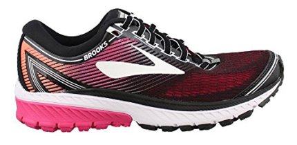 8b3676b6ce2f7 Brooks Womens Ghost 10 Neutral Cushioned Running Shoe