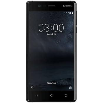 Nokia 3 Ta 1032 4g Lte 16gb Dual Sim 5 Gsm Unlocked Smartphone International Model No Warranty Black