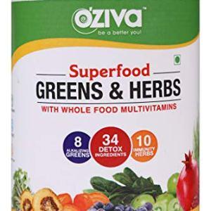 OZiva Superfood Greens & Herbs 23  OZiva Superfood Greens & Herbs 414lj z5PRL