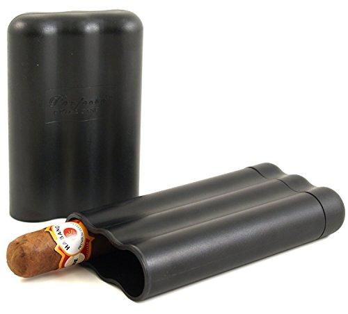 Perfecto 3-cigar Case