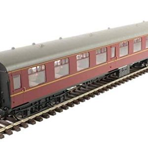 Hornby R4787 BR Mk1 Coach Tourist Second Open, Multi 414p26UHbtL