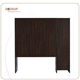 Deckup-Versa-Office-Table-and-Study-Desk-Walnut-Matte-Finish