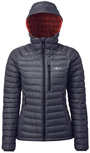 RAB Microlight Alpine Jacket - Women's Steel/Passata 10