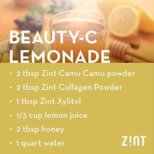 Zint Collagen Peptides Powder (16 oz): Paleo-Friendly, Keto-Certified, Grass-Fed Hydrolyzed Collagen Protein Supplement - Unflavored, Non GMO 6