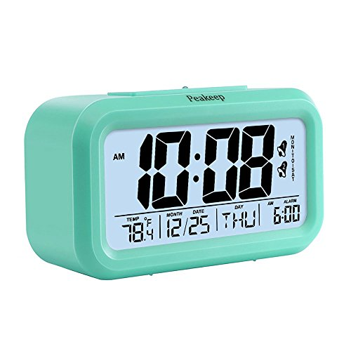 Peakeep Digital Alarm Clock