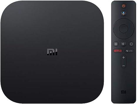 Xiaomi Mi Box S MDZ-22-AB Dispositivo en Tiempo Real: Amazon.com ...