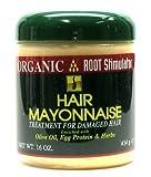 Ors Hair Mayonnaise Treatment 16oz Jar (3 Pack)